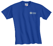 JERZEES® - Dri-Power® Active 50/50 Cotton/Poly Pocket T-Shirt