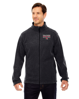 Ash City - Core 365 Men's Journey Fleece Jacket