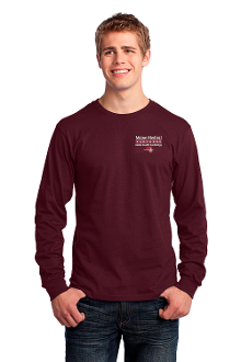 Port & Company® - Long Sleeve Core Cotton Tee