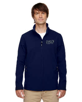 Ash City-Core 365 Men's Cruise TwoLayer Fleece Bonded Soft Shell