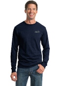 JERZEES®-Dri-Power® Active 50/50 Cotton/Poly LongSleeve T-Shirt