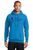 Maine Veterans'-Port & Company® - Hooded Sweatshirt-2COLOR