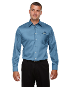 KVHRA-Devon & Jones Men's Crown Collection™ Solid Stretch Twill