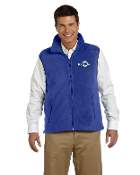KVHRA-Harriton Adult 8 oz. Fleece Vest