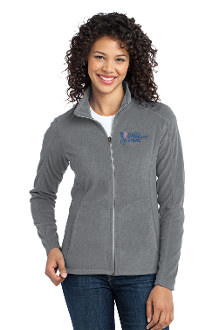Maine Veterans'-  Port Authority® Ladies Microfleece Jacket