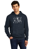Virtual Logo District® V.I.T.™ Fleece Hoodie